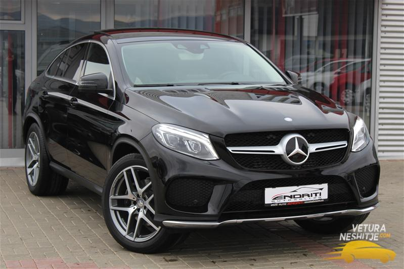 Mercedes benz gle coupe amg for Mercedes benz viti