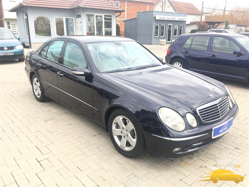 Mercedes e 280 viti 2006 automatik for Viti mercedes benz