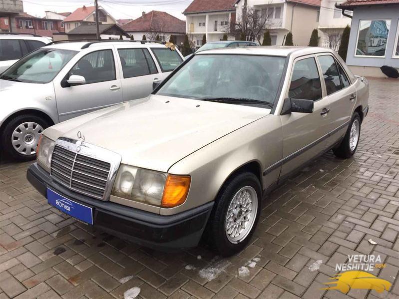Mercedes 250 dizel 2 5 viti 1988 for Viti mercedes benz