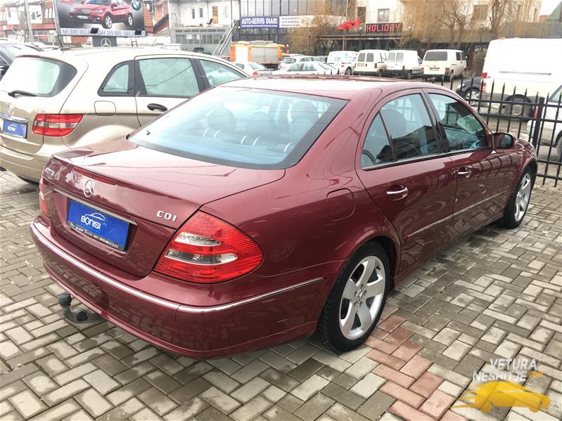 Mercedes e 270 dizel 2 7 dizel viti 2004 for Viti mercedes benz
