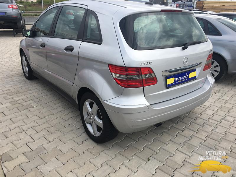 Rent A Car Dardania 044 26 9000 Mercedes B180 Viti 2007