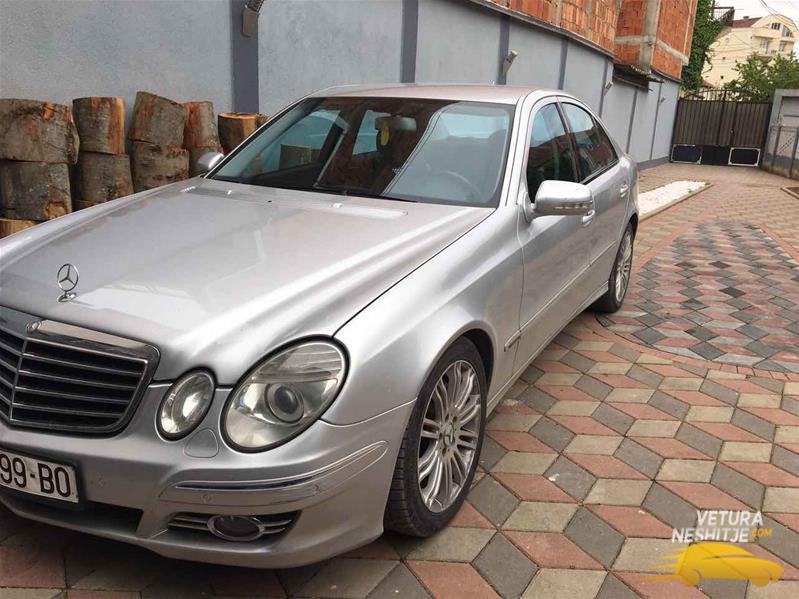 Mercedes benz e280 cdi evo for Viti mercedes benz