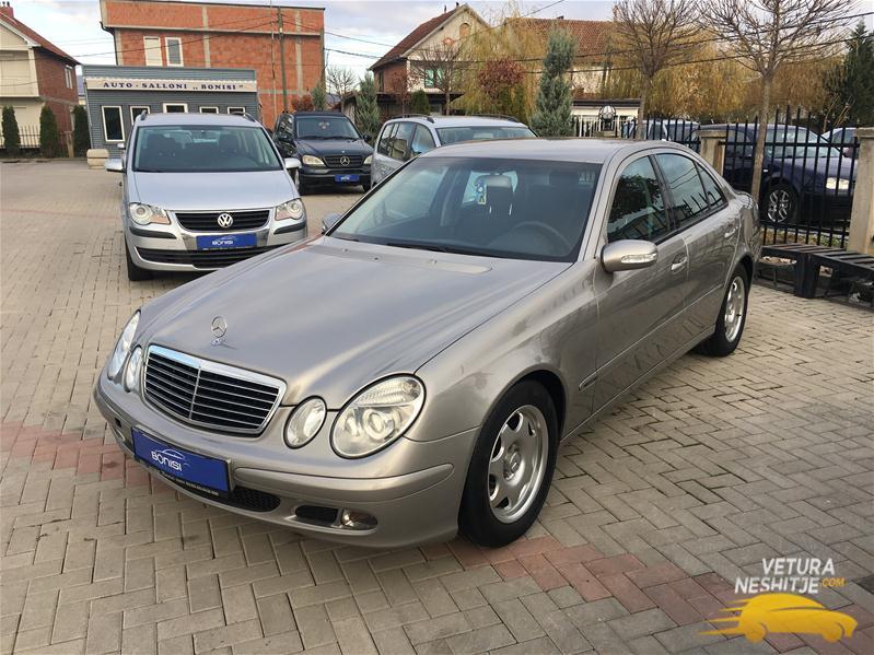 Mercedes e 220 dizel 2 2 dizel viti 2003 for Viti mercedes benz