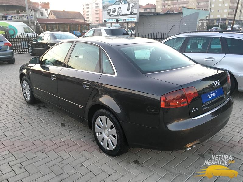 audi a4 viti 2007 dizel 2 0 tdi automatik. Black Bedroom Furniture Sets. Home Design Ideas
