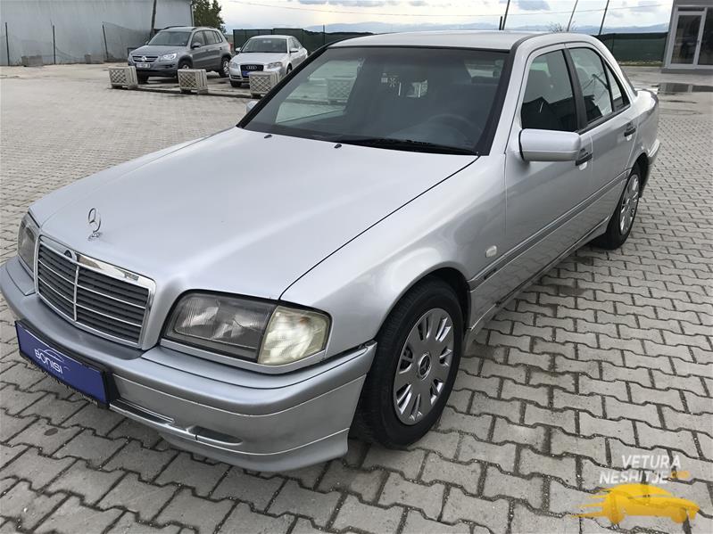 Mercedes c 220 viti 1998 dizel 2 2 for Mercedes benz viti