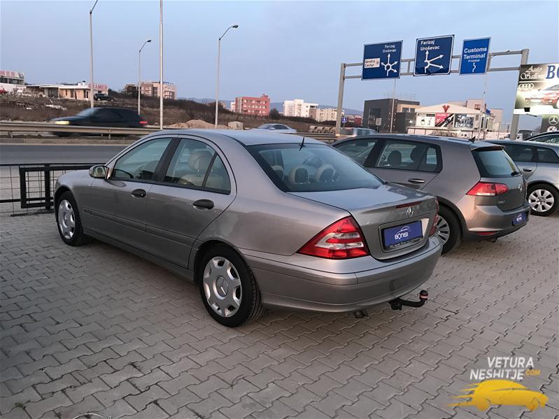 Mercedes C200 Cdi Viti I Prodhimit 2004 Automatik