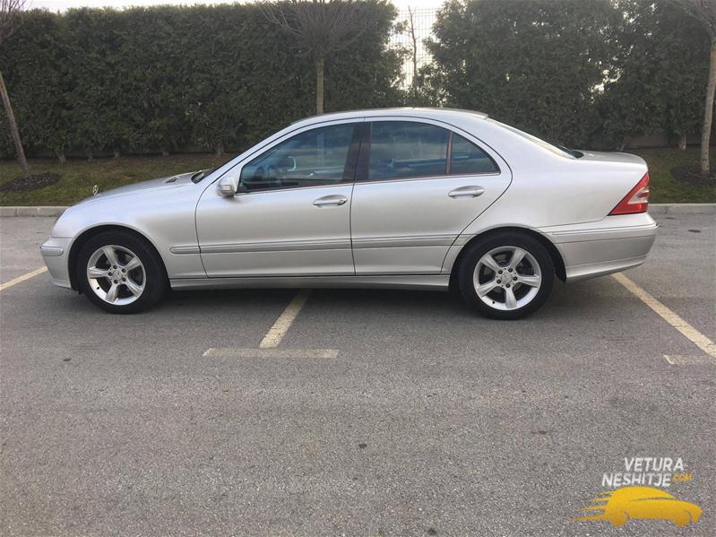 Shes veturen mercedes benz c 220 cdi facelift for Mercedes benz viti