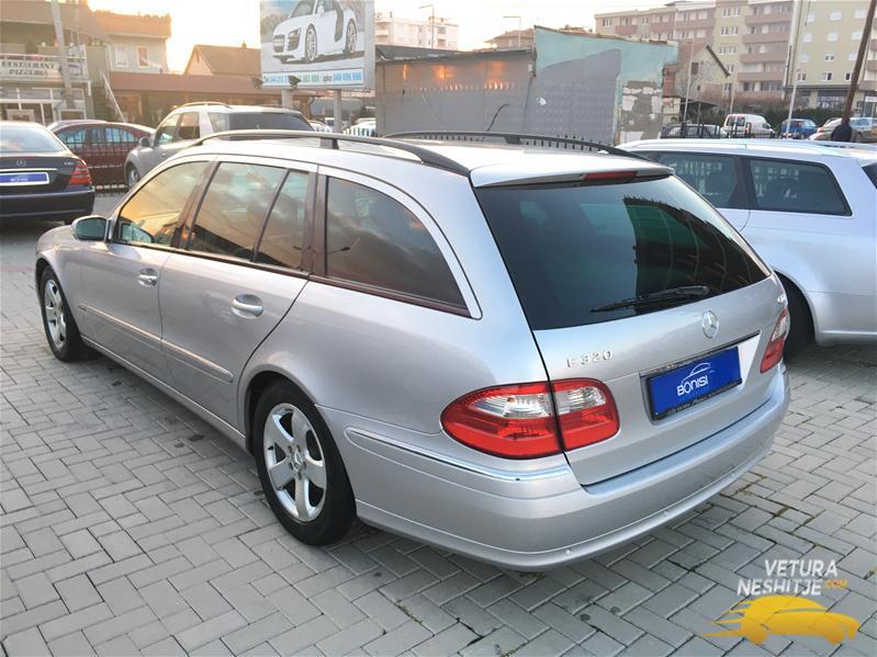 Mercedes e 320 viti 2006 avangard for Viti mercedes benz